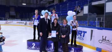 Всероссийские соревнования по фигурному катанию на коньках  памяти В.Л.Серебровского